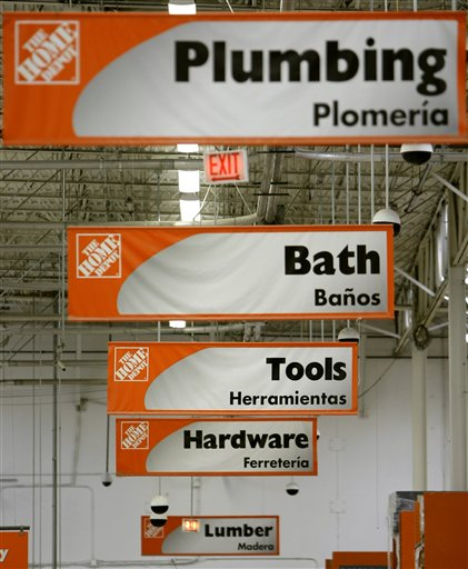 Bathroom Signs Home Depot home depot hell | sorry, that user name is taken