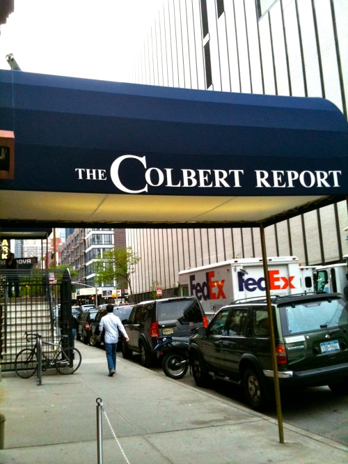 colbert report book list 2011